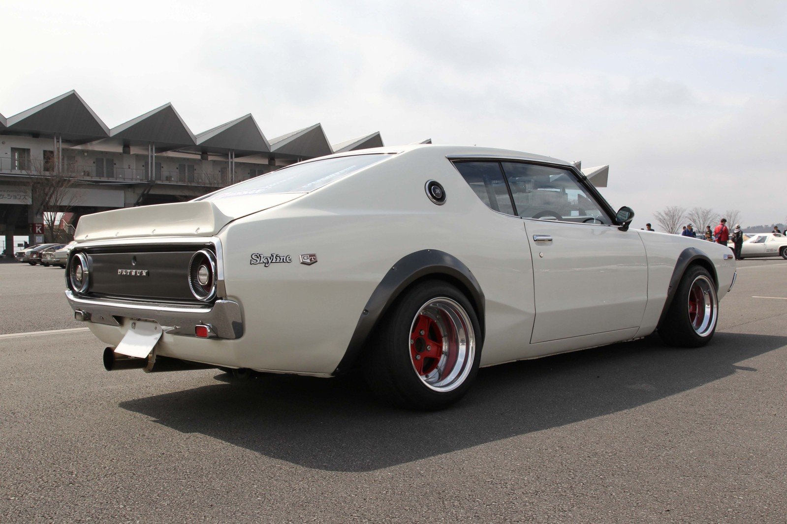 A Datsun, Bososoku style. | Classic Cars Modified | Pinterest | Cars