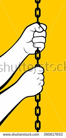 stock-vector-hands-pulling-chains-390617653